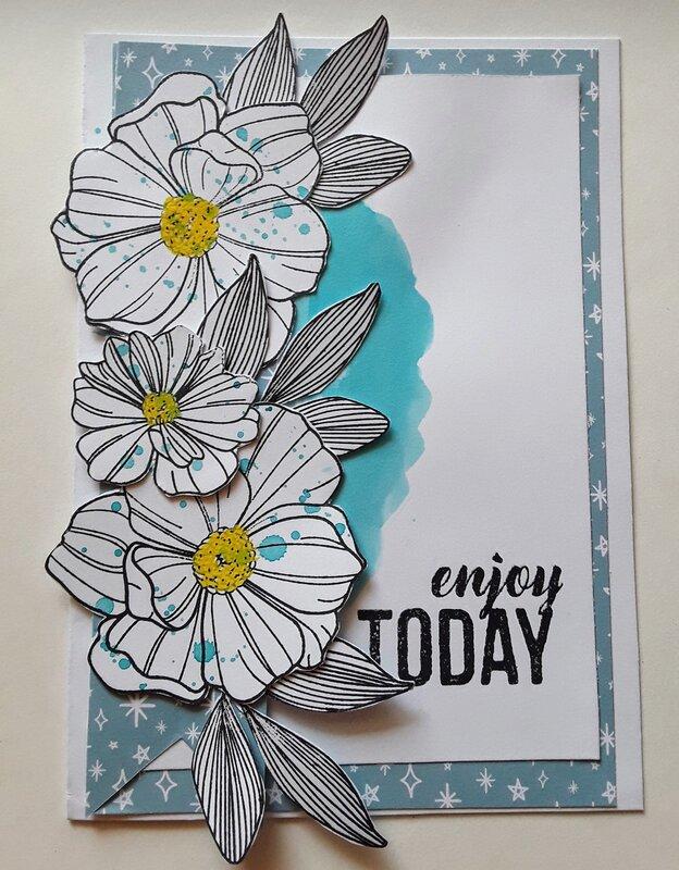 Enjoy Today Card