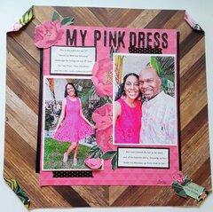 My Pink Dress