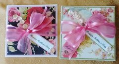 Floral Mom Cards
