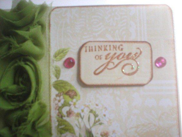 Bloomer Card