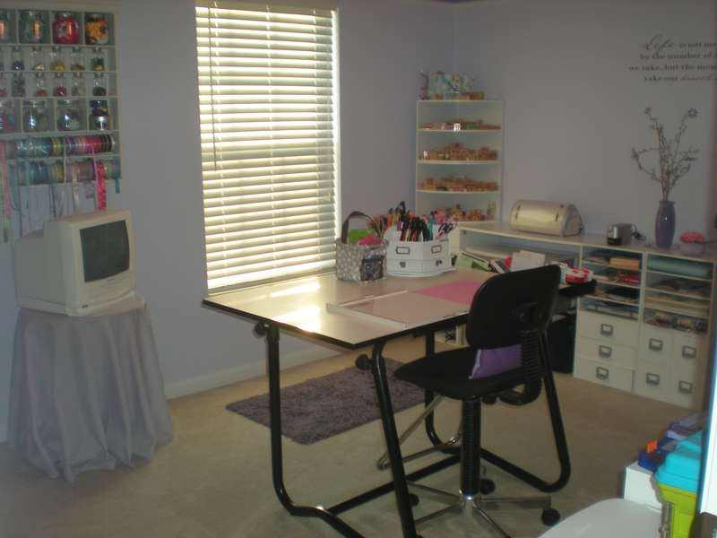 My Scrapbook Room!