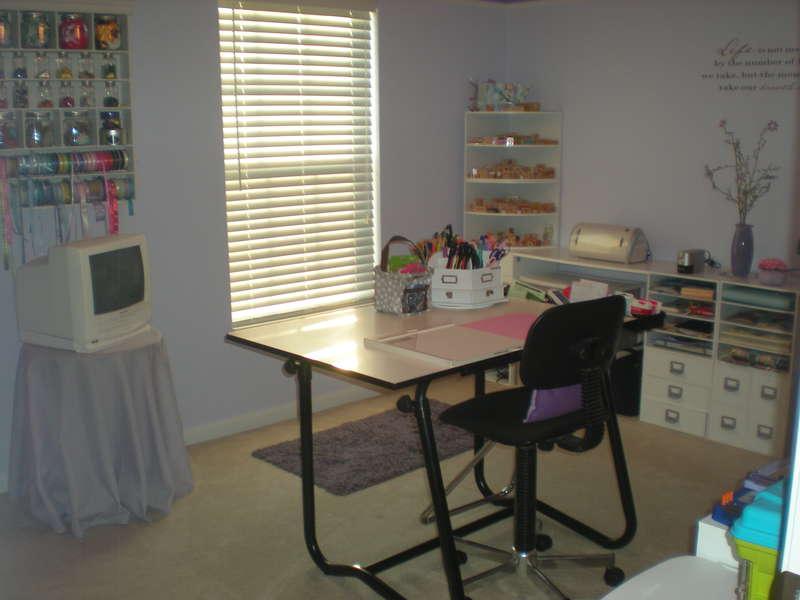 My Scrapbook Room!