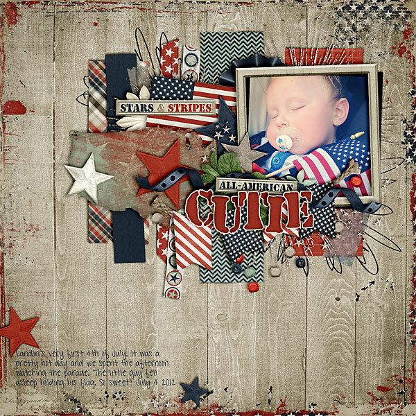 All-American Cutie