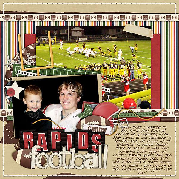Rapids Football
