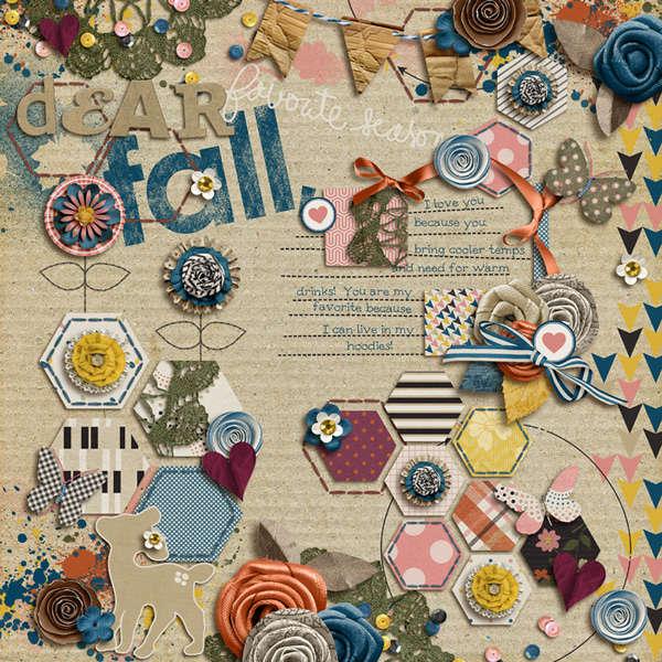 dear fall