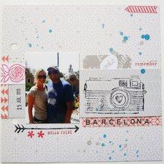 Barcelona 2013 mini album