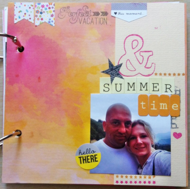 Mini album Summer time