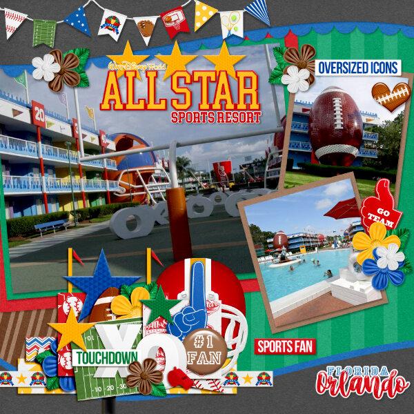 All Star Sports Resort