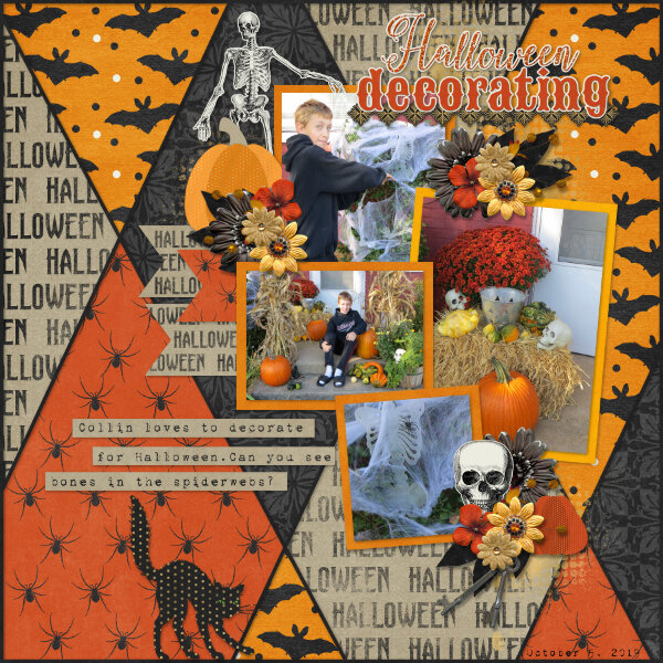Halloween Decorating {2019}