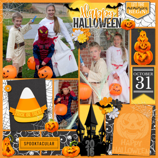 Happy Halloween {2015}