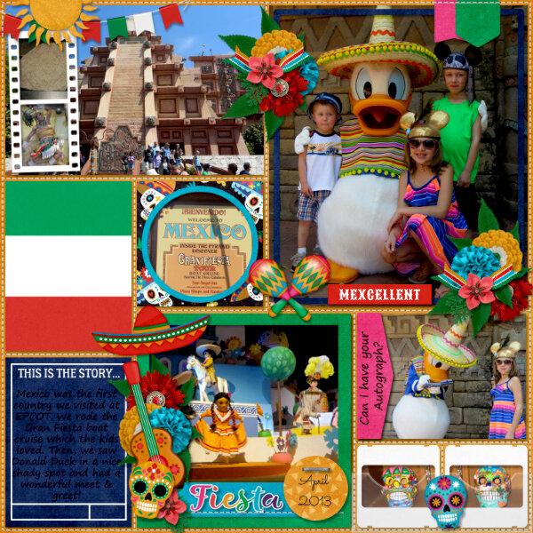 EPCOT: Mexico