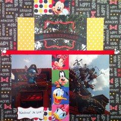 World of Disney-Downtown Disney