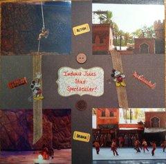 Indiana Jones Stunt Spectacular
