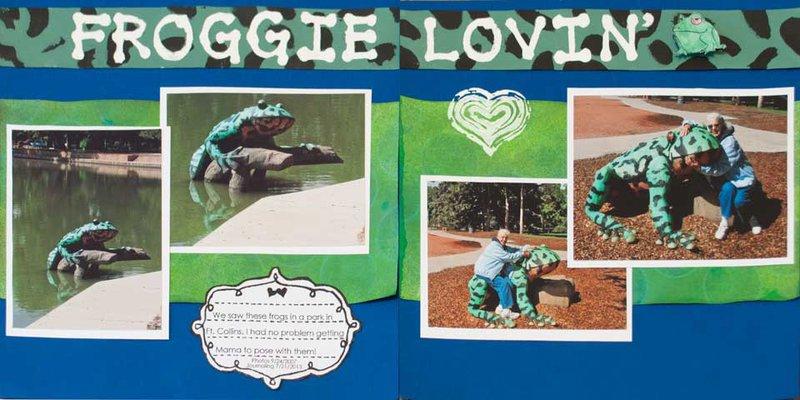 Froggie Lovin'
