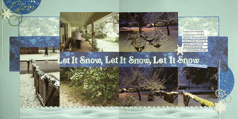 Let It Snow...Somewhere Else