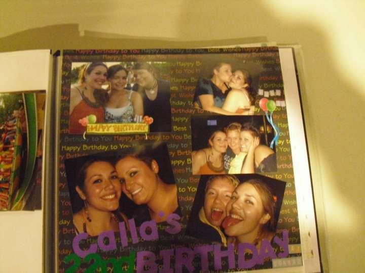 Calla's 22nd Birthday