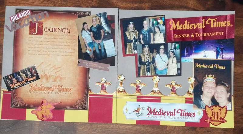 Medieval Times -- Orlando Vacation