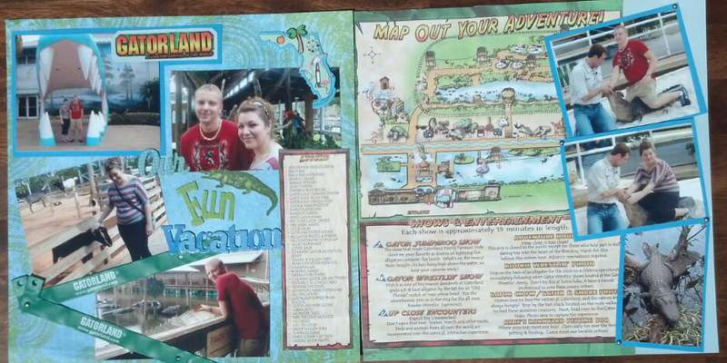 Our Fun Vacation to Gatorland