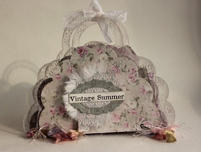 Vintage Summer mini album