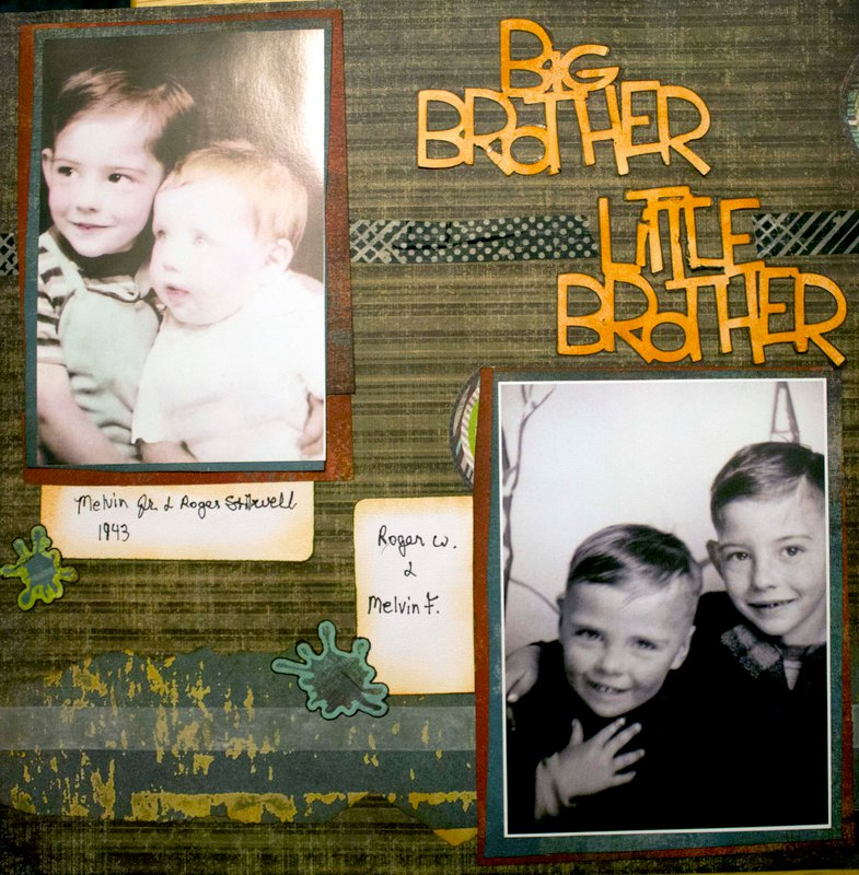 Big Brother Little Brother 1