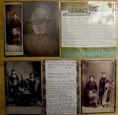 David and Zeferine Gouin Family History