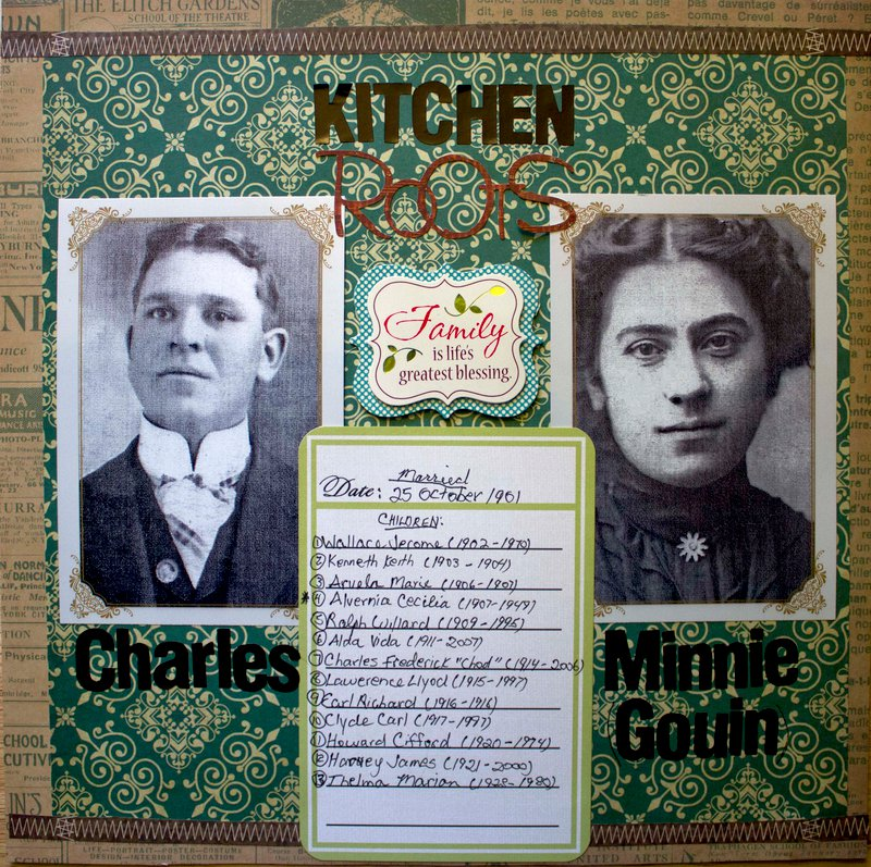 Kitchen Roots