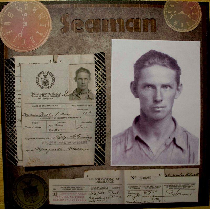 Seaman - Melvin W. Stilwell