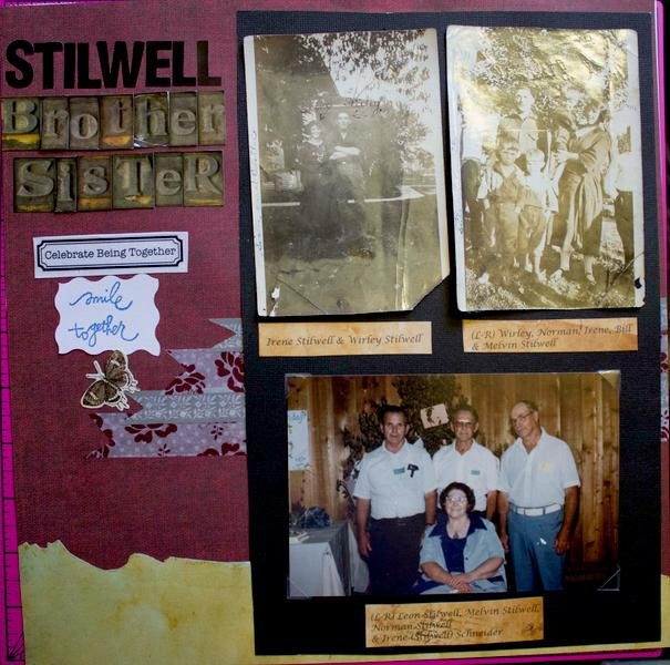 Stilwell Brothers and Sister