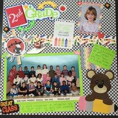 2nd Grade page