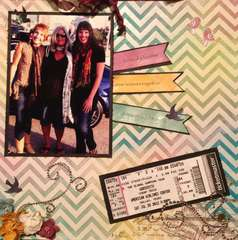 Aerosmith Layout for Joy