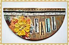 Fall Art Journal (cover)