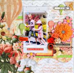 Cute Together *SCRAPS OF ELEGANCE October - Dreams Of You Kit