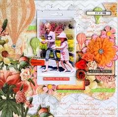Cute Together *SCRAPS OF ELEGANCE October - Dreams Of You Kit
