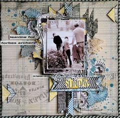 **Scraps Of Darkness February kit - Waterways**