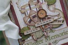 Winter Memories featuring the Norland Collection from Farmhouse Paper Company