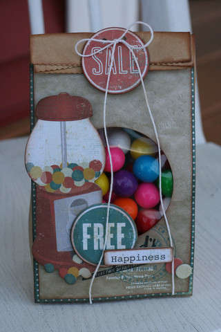Free Happiness featuring new Farmhouse Paper Company