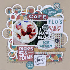 Homemade by Megan Klauer featuring Market Square from Farmhouse Paper Company