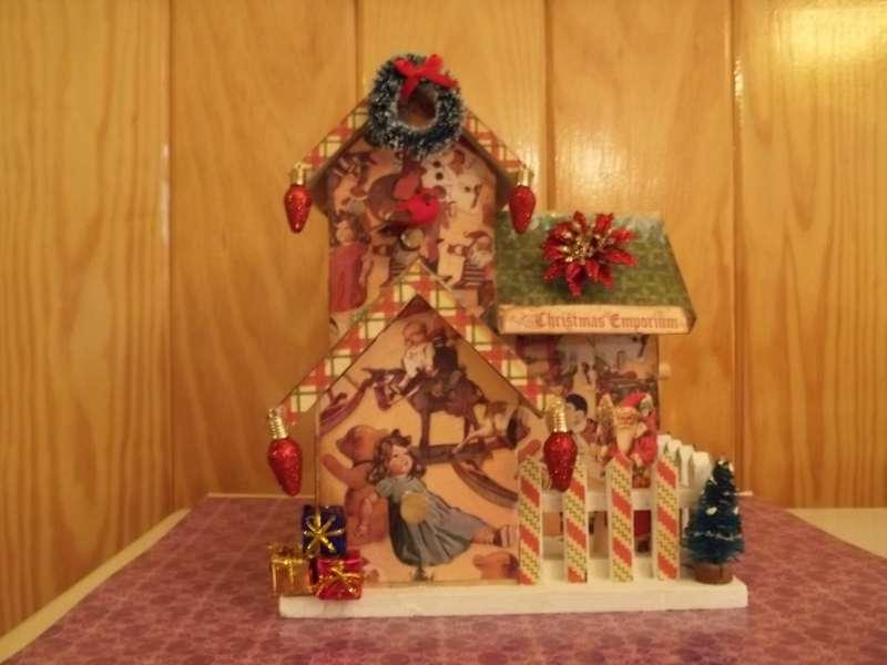 Christmas Emporium shop
