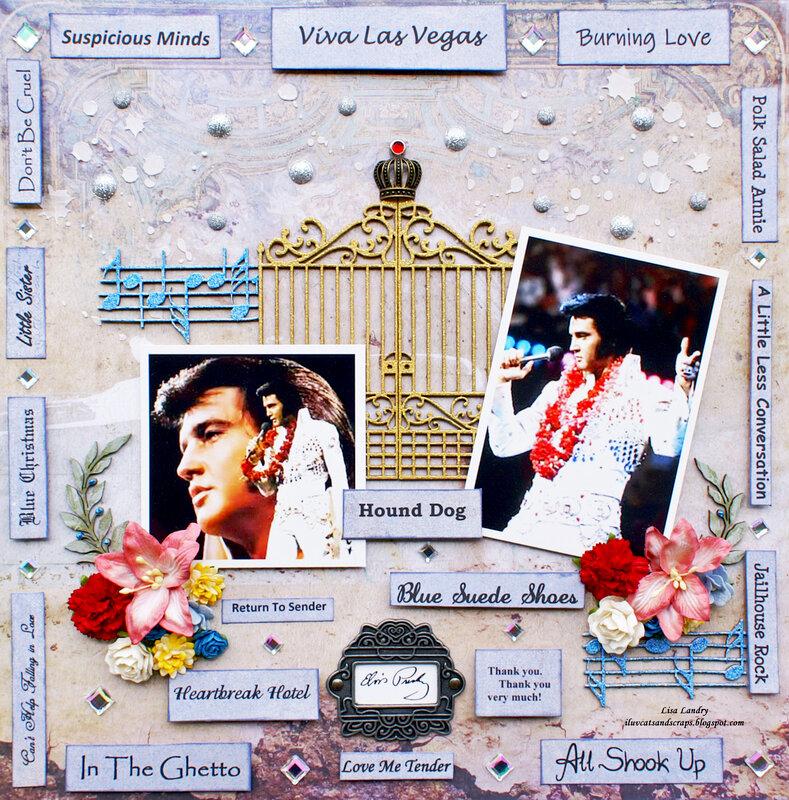 Elvis Presley - for Joanne