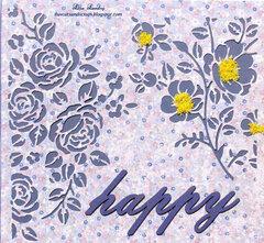 Happy Birthday Rocky (Card 1)