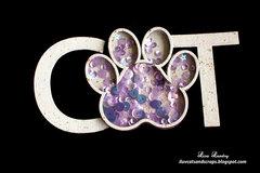 Pets Memorial - CAT Shaker
