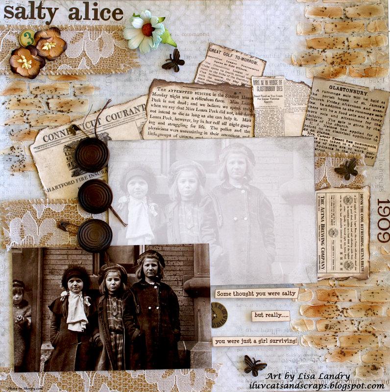 Salty Alice 1909