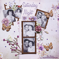 Saturday Night Photo Booth (49 and Market Irrevocable Beauty collection)