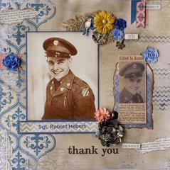 Sgt. Robert Hebert