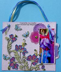 Springtime Card Plaque