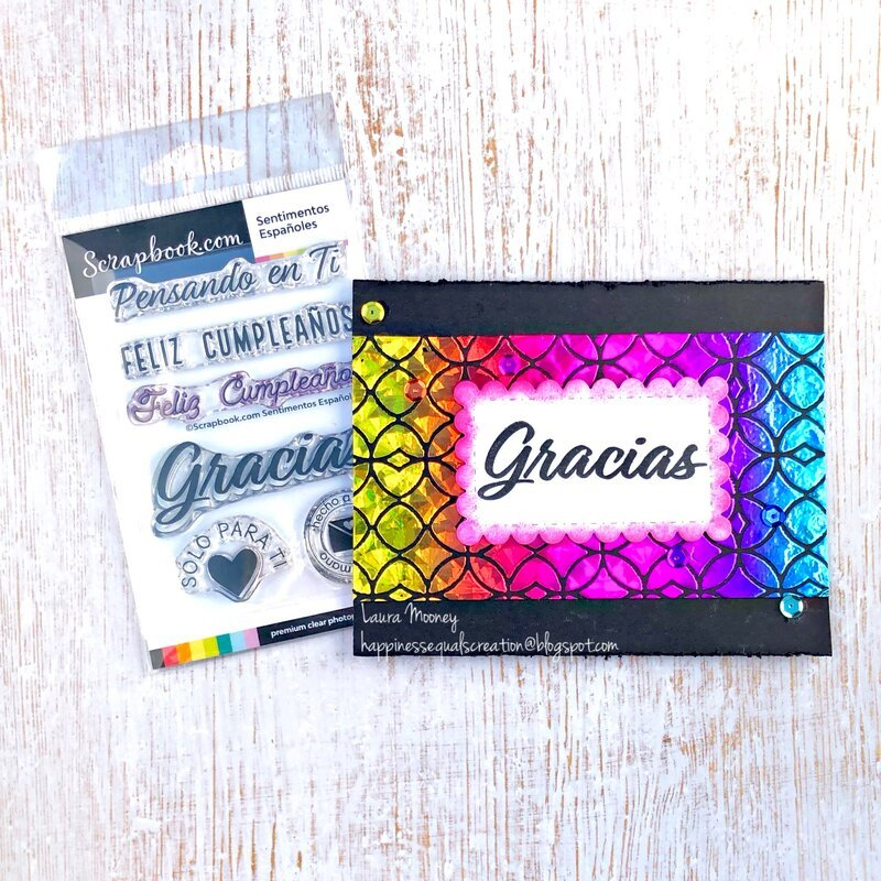 Gracias: SB.com Exclusive Stamp Set
