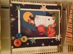 Witch Hazel Door Hanger