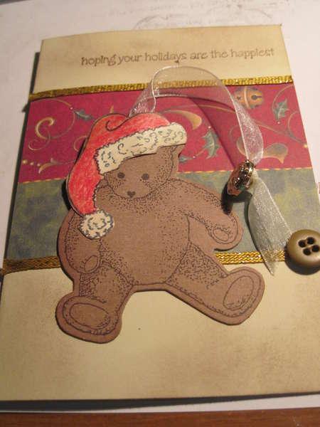 Virtual Christmas card i