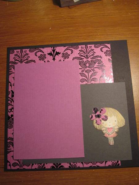 page 20 of album for son's girlfriend