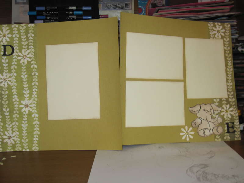 D and E layout page 6 and 7